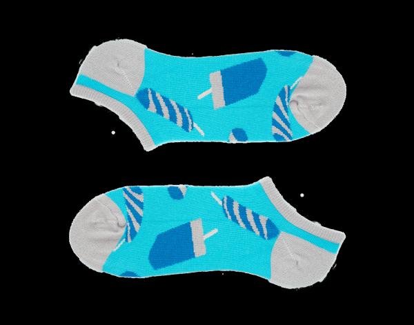 Mentolo Sneaker Socken
