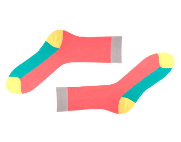 Uni Socken Lutry Pink