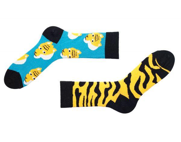 Benghali Mismatched Socken SS16