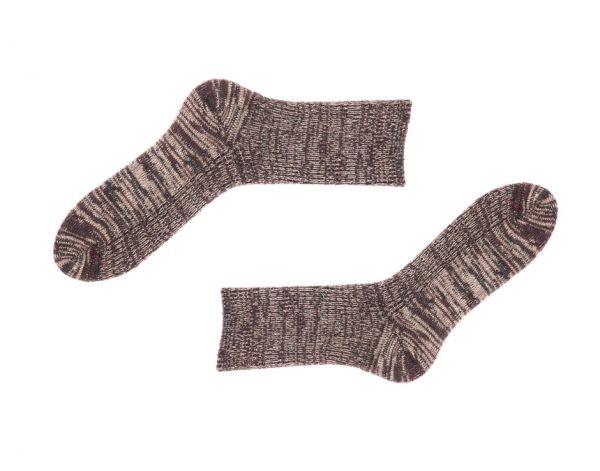Storovan Graphite - Socken aus Merinowolle