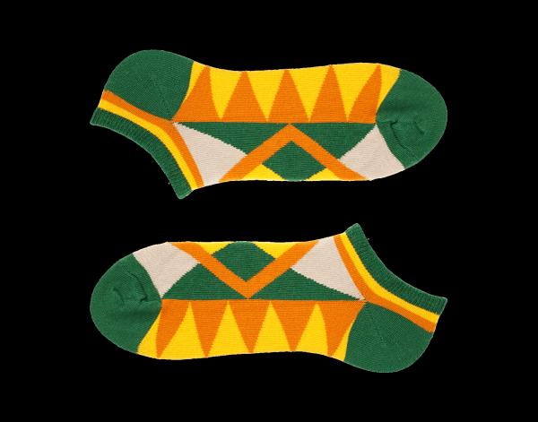 Pythagoras Sneaker Socken