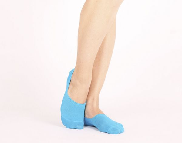 Füßlinge Sleeds indigo Socken