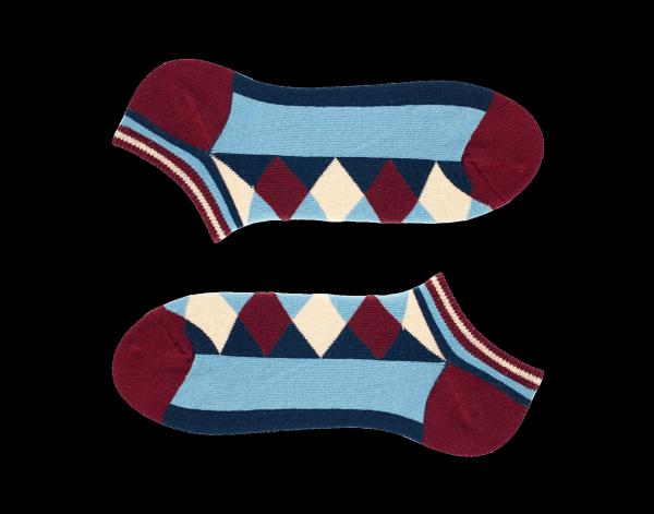 Archimede Sneaker Socken