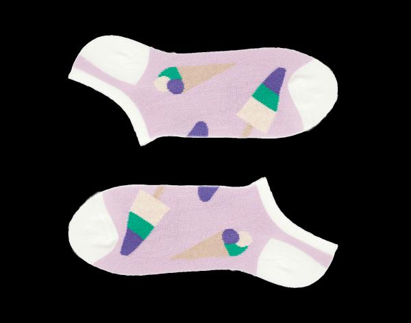 Fragola Sneaker Socken