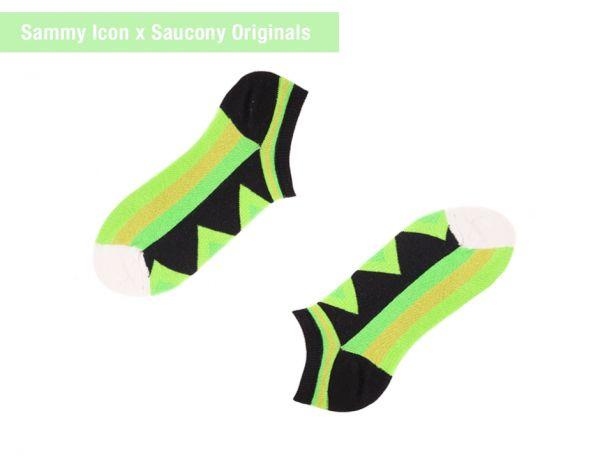 Kiwi Sneaker Socken