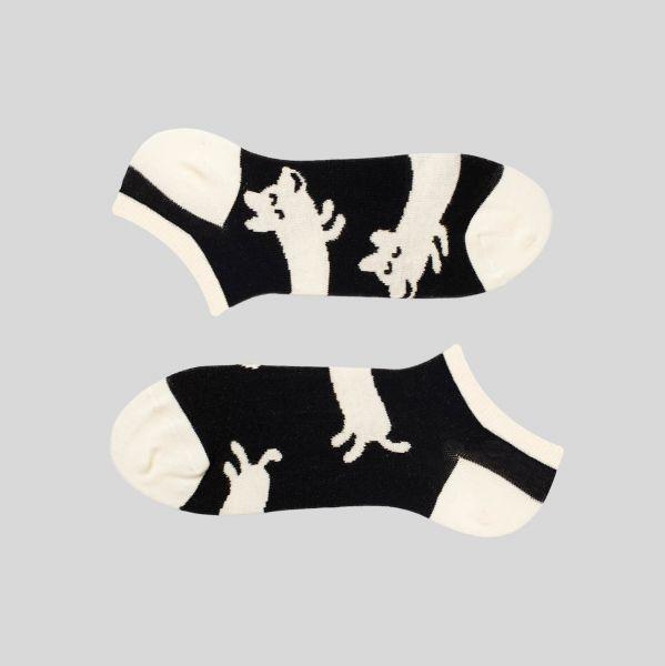 Mismatched Sneaker Socken Bicker Sammy Icon